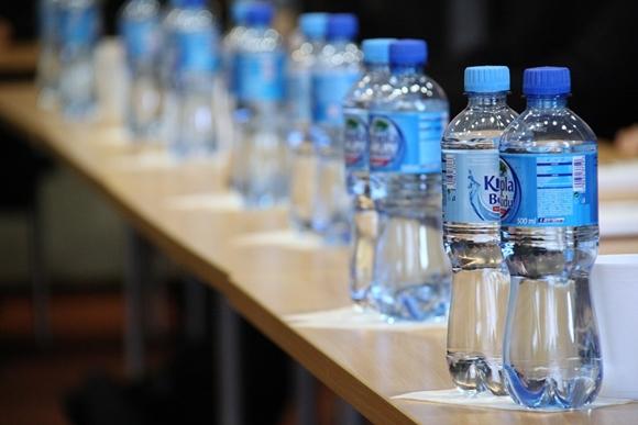 sistem akuntansi pembelian kredit perusahaan distribusi air mineral