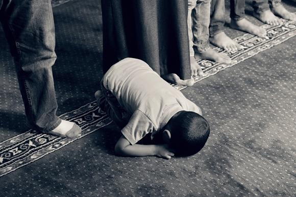 berdo'a kepada Ilahi