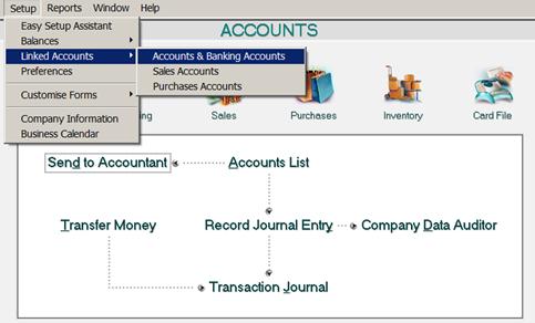 siklus akuntansi - Accounts dan Banking Accounts
