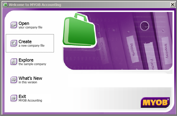 siklus akuntansi - MYOB Accounting