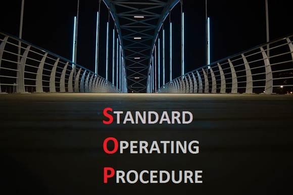 Format standar operasional prosedur perusahaan