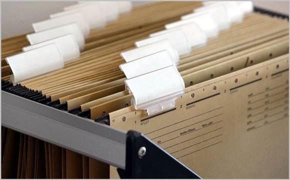 contoh SOP dokumentasi file anggaran