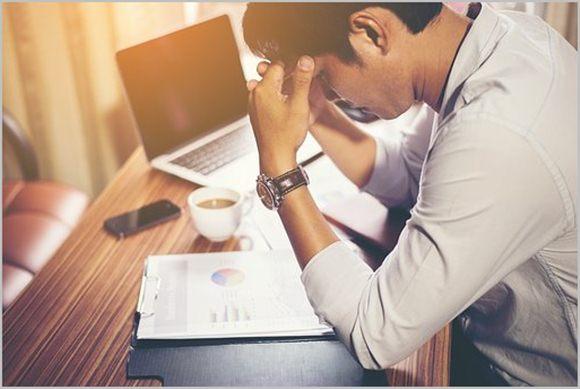 stres terhadap pekerjaan