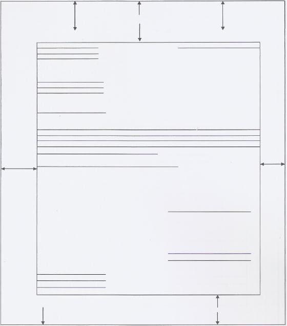 format surat bisnis
