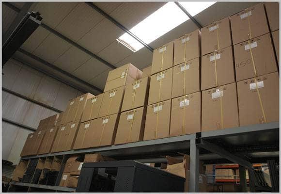 distribusi produk