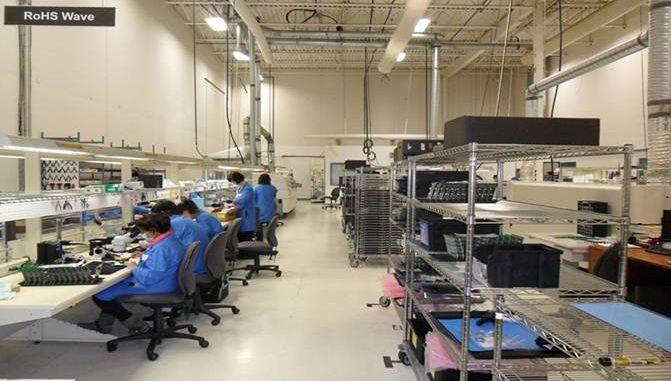 Divisi manufaktur produk