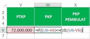 Menghitung PKP PPH 21