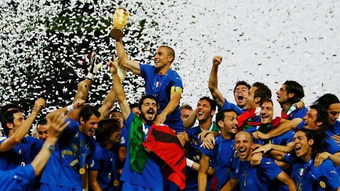 Piala Dunia 2006 - Italia sebagai juara dunia
