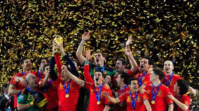 Piala Dunia 2010 - Spanyol juara dunia