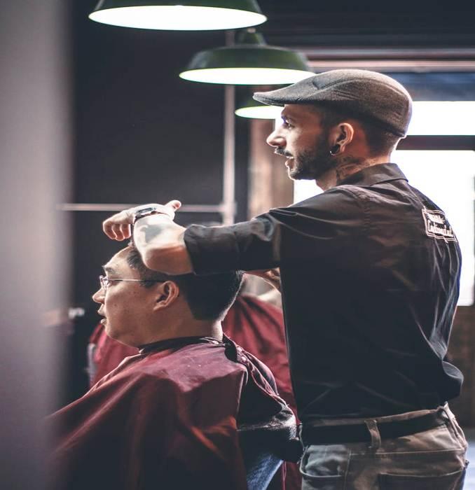 jenis jasa lain yang ditawarkan barbershop
