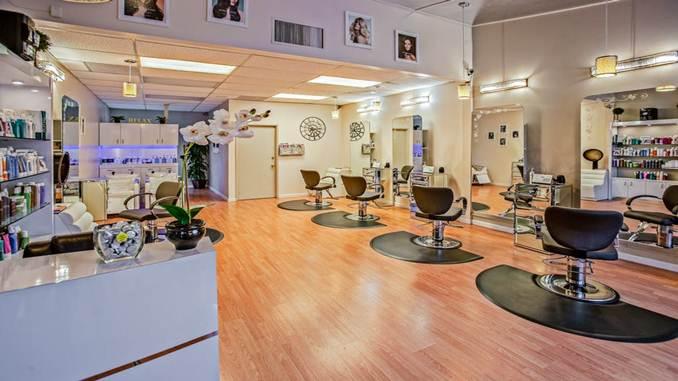 pemilihan lokasi salon kecantikan