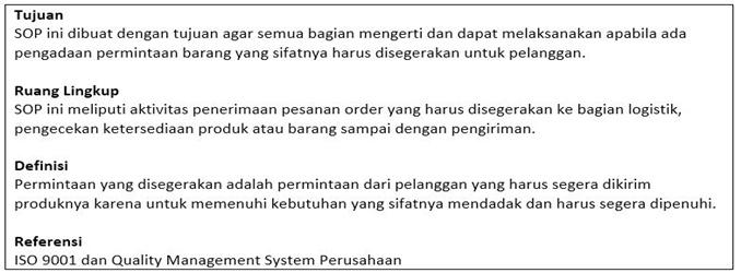 Contoh SOP Penanganan Permintaan Mendesak- bagian utama.1