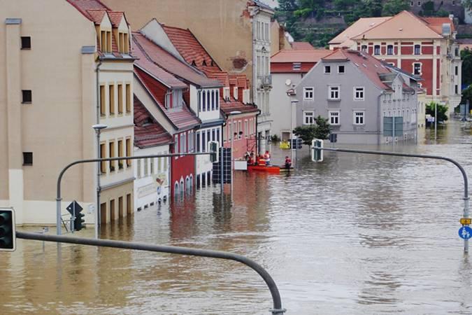 SOP Penanganan Bencana Banjir