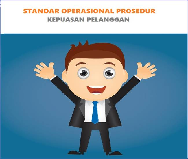 contoh-contoh standar operasional prosedur