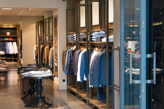 contoh laporan keuangan toko baju