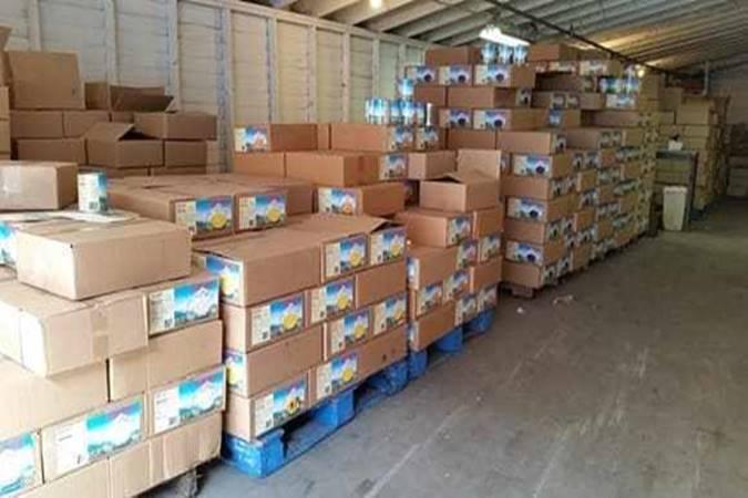 contoh sop logistik perusahaan