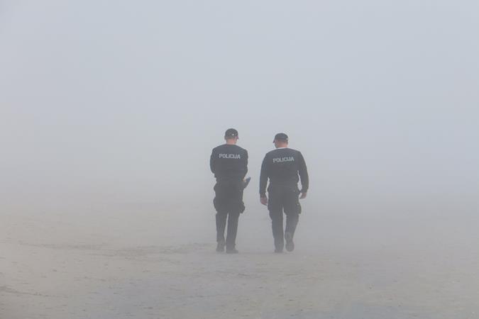 SOP Security – Patroli