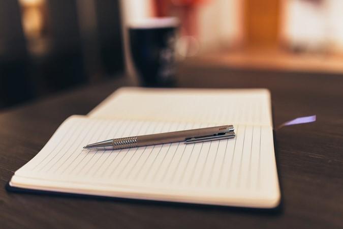 Buku dan Pen